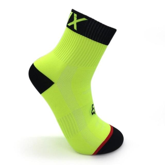 Sports New Cycling Socks Top Quality Bikewest.com Green