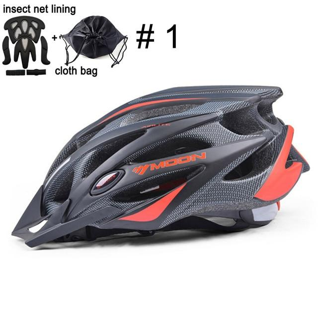 Ultralight Bicycle Helmet In-mold MTB Bikewest.com Upgrade Color 1 L (58-61cm)