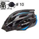 Load image into Gallery viewer, Ultralight Bicycle Helmet In-mold MTB Bikewest.com Upgrade Color 10 XL (61-64cm)