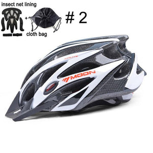 Ultralight Bicycle Helmet In-mold MTB Bikewest.com Upgrade Color 2 L (58-61cm)