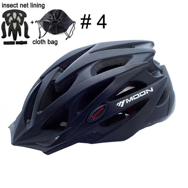 Ultralight Bicycle Helmet In-mold MTB Bikewest.com Upgrade Color 4 L (58-61cm)