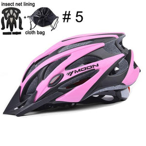 Ultralight Bicycle Helmet In-mold MTB Bikewest.com Upgrade Color 5 L (58-61cm)