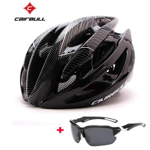 Ultralight Bicycle Helmets Bikewest.com black C L( 57-63CM)