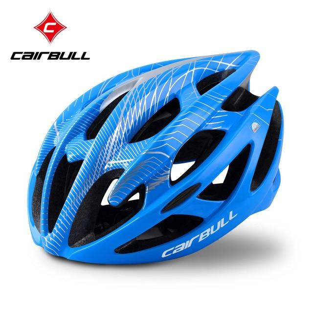 Ultralight Bicycle Helmets Bikewest.com blue M(54-58CM)