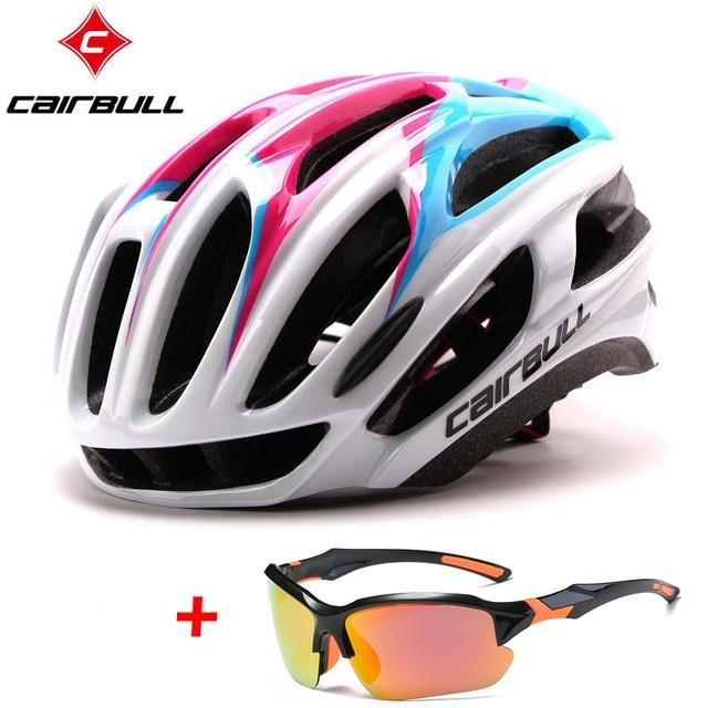 Ultralight Bicycle Helmets Bikewest.com pink white C L( 57-63CM)