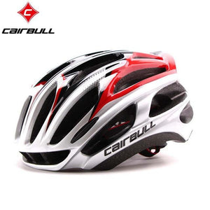 Ultralight Bicycle Helmets Bikewest.com silver red M(54-58CM)