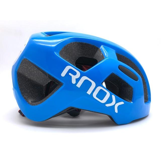 Ultralight Cycling Helmet Rainproof MTB Helmet Bikewest.com blue