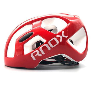 Ultralight Cycling Helmet Rainproof MTB Helmet Bikewest.com red