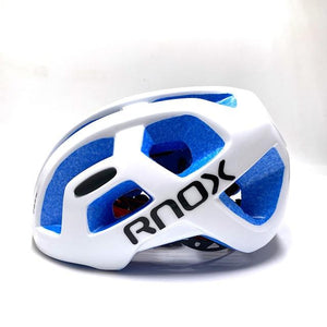 Ultralight Cycling Helmet Rainproof MTB Helmet Bikewest.com White blue