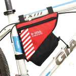 Load image into Gallery viewer, Waterproof Bike Triangle Bag For Bicycle Bikewest.com Red
