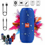 Load image into Gallery viewer, Waterproof Subwoofer Portable Bluetooth Speaker Bikewest.com