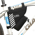 Load image into Gallery viewer, Waterproof Triangle Bike Bicycle Bag Cycling Front Bag Bikewest.com 01
