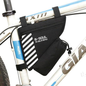 Waterproof Triangle Bike Bicycle Bag Cycling Front Bag Bikewest.com 01
