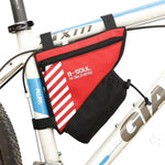 Load image into Gallery viewer, Waterproof Triangle Bike Bicycle Bag Cycling Front Bag Bikewest.com 03