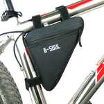 Load image into Gallery viewer, Waterproof Triangle Bike Bicycle Bag Cycling Front Bag Bikewest.com