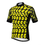 Load image into Gallery viewer, Weimostar Top Green Cycling Jersey Funny Men's Bikewest.com Style 13 M