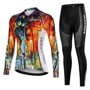 Women Cycling Jersey Mtb Set Bikewest.com 11 4XL