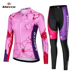 Women Cycling Jersey Mtb Set Bikewest.com 13 4XL