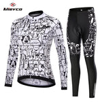 Load image into Gallery viewer, Women Cycling Jersey Mtb Set Bikewest.com 14 4XL
