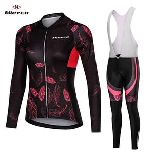 Women Cycling Jersey Mtb Set Bikewest.com 3 4XL