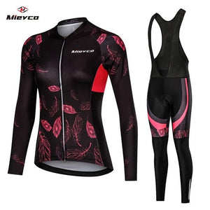 Women Cycling Jersey Mtb Set Bikewest.com 4 4XL