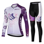 Load image into Gallery viewer, Women Cycling Jersey Mtb Set Bikewest.com