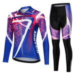 Load image into Gallery viewer, Women Cycling Jersey Mtb Set Bikewest.com 9 4XL
