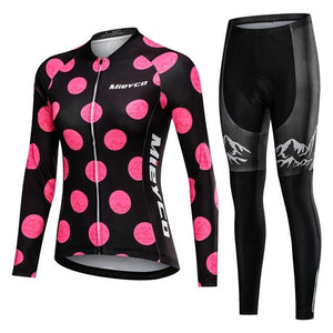 Women Cycling Jersey Mtb Set Bikewest.com