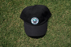 Women's Black Logo Hat