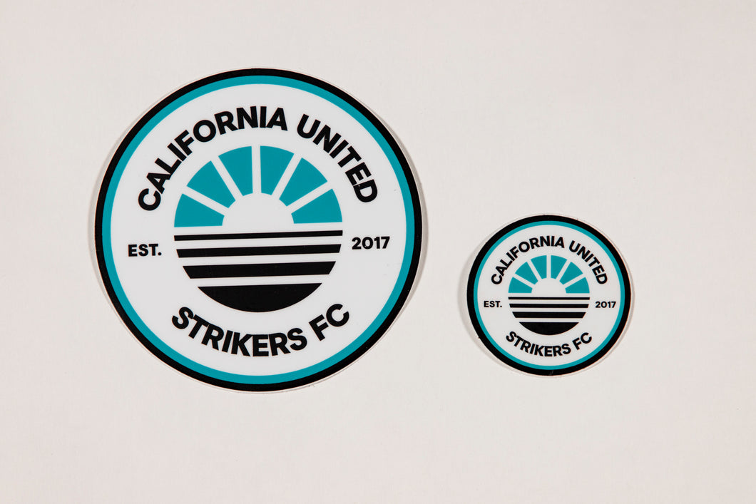 CalUtdStrikers Stickers