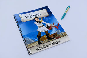 Specialty Missy Black Notebooks
