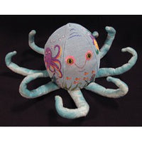 3D Octopus Pudgie with guide and threads