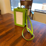 Green Boxy/Tall Bag