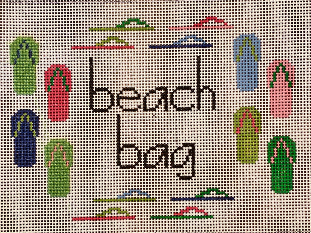 Beach Bag (partially stitched)