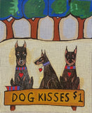Dog Kisses - Paint Alteration