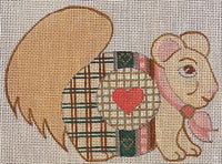 Patchwork Squirrel