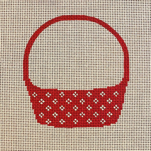 Jingle Bell Basket