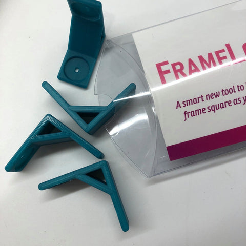FrameLok brackets (assorted colors)