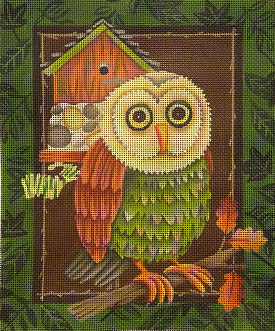 Red Wing Owl House