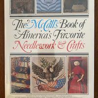 Book of America's Favorite Needlework & Crafts