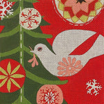 Mod Holiday Dove