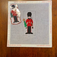 Palace Guard with stitch guide