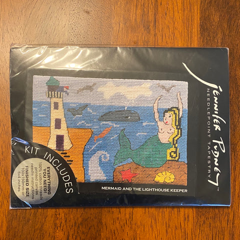 Mermaid and the Lighthouse Keeper Kit
