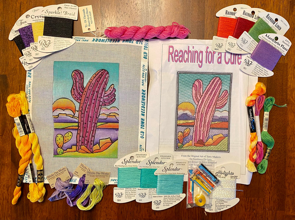 Reaching for a Cure Kit