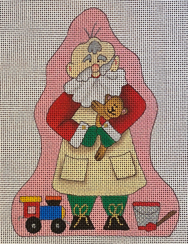 Workshop Santa with Stitch Guide
