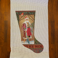 Pere Noel Christmas Stocking (Ltd Edition)