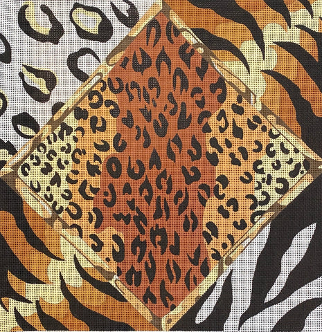 Animal Print Collage