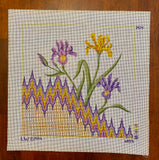 Bargello Floral