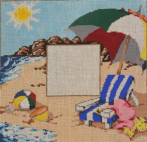 At the Shore Picture Frame