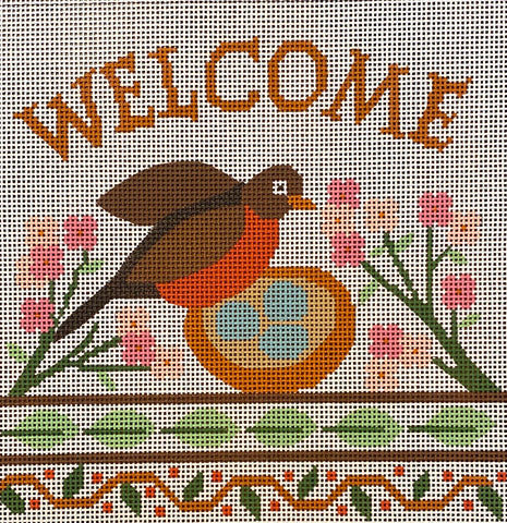 Welcome with Robin